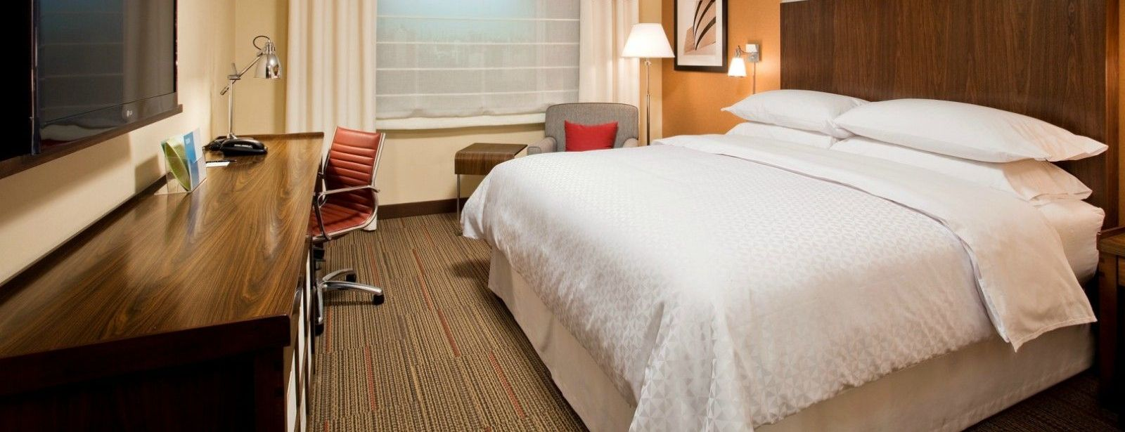 Moncton Accommodations - Accessible Room