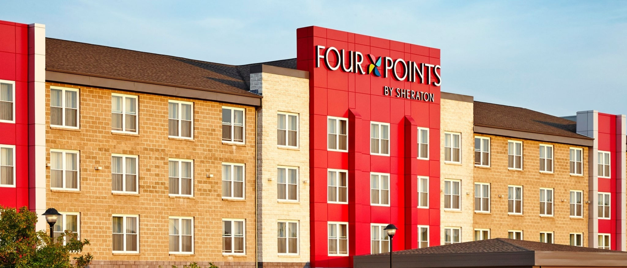 Four Points by Sheraton Moncton - Hotel Exterior